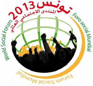 World Social Forum 2013 in Tunis