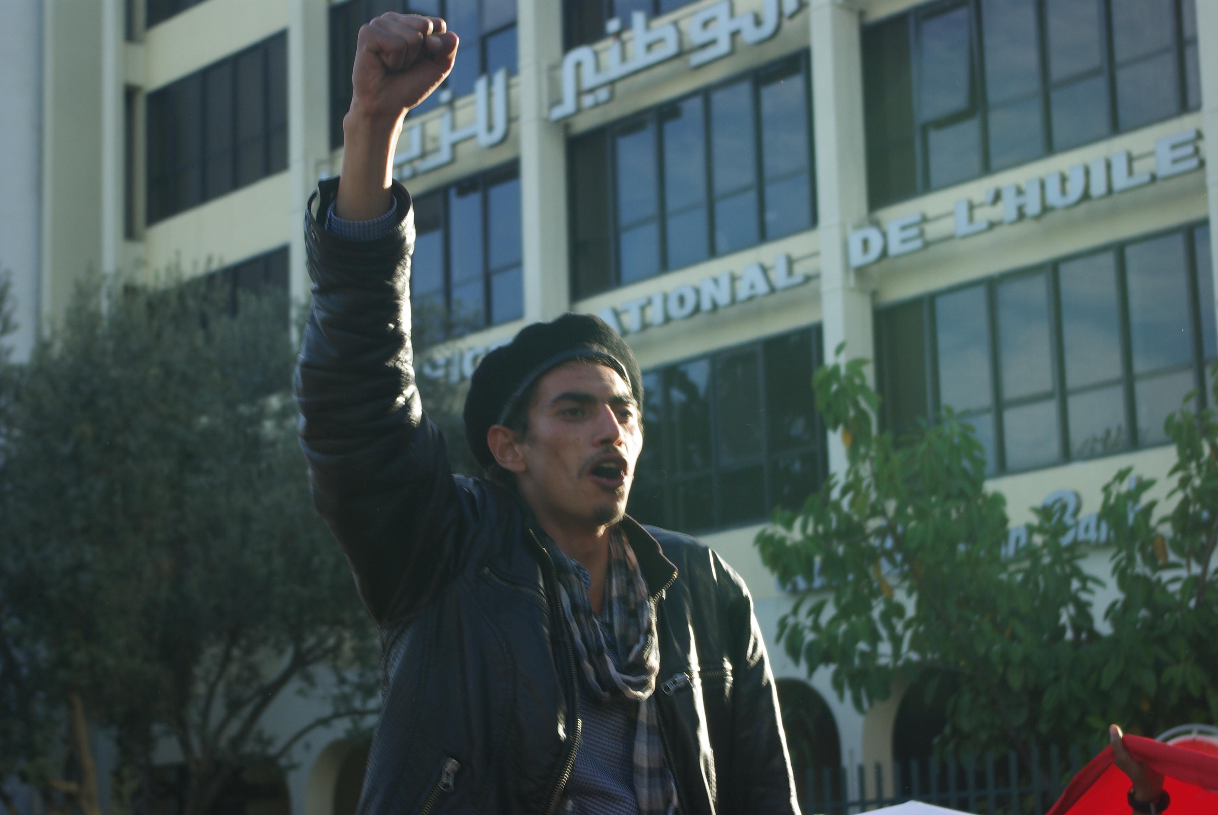 Würde und Hoffnung in Tunesien
